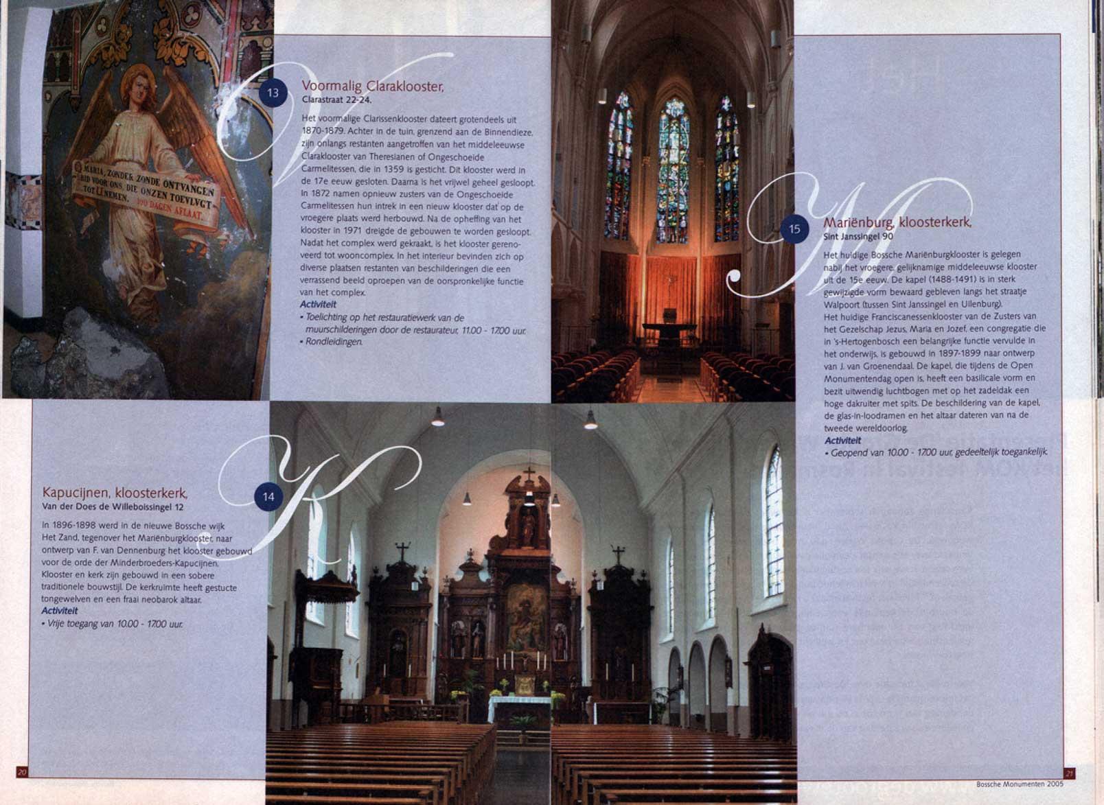 Open Monumentendag, Den Bosch