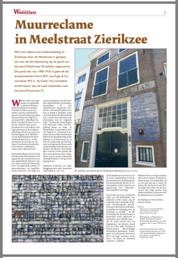 wendyschoenaker.nl, Zierikzee