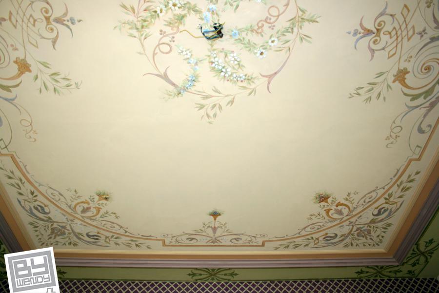 's-Hertogenbosch Ambachtelijk schilderwerk