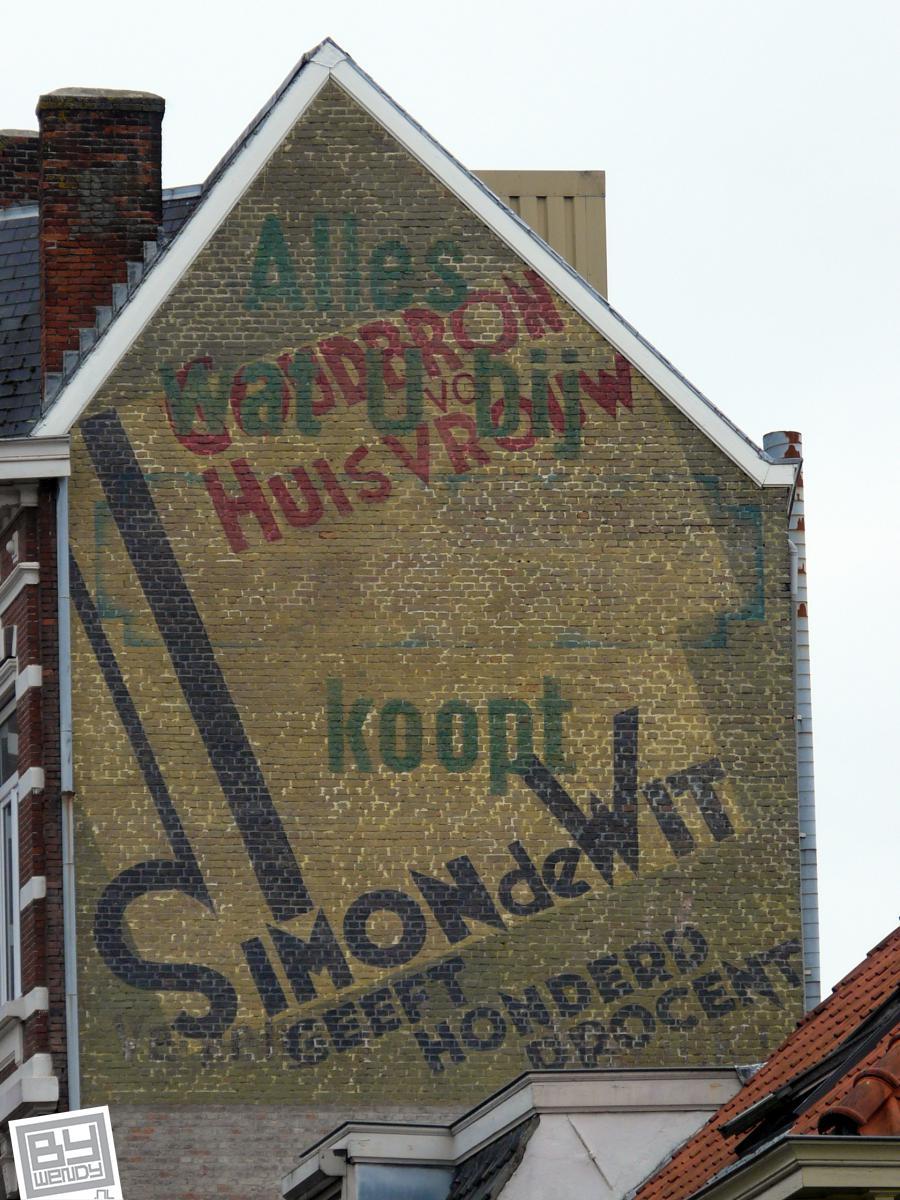 September 2011 Gevelrestauratie Simon de Wit