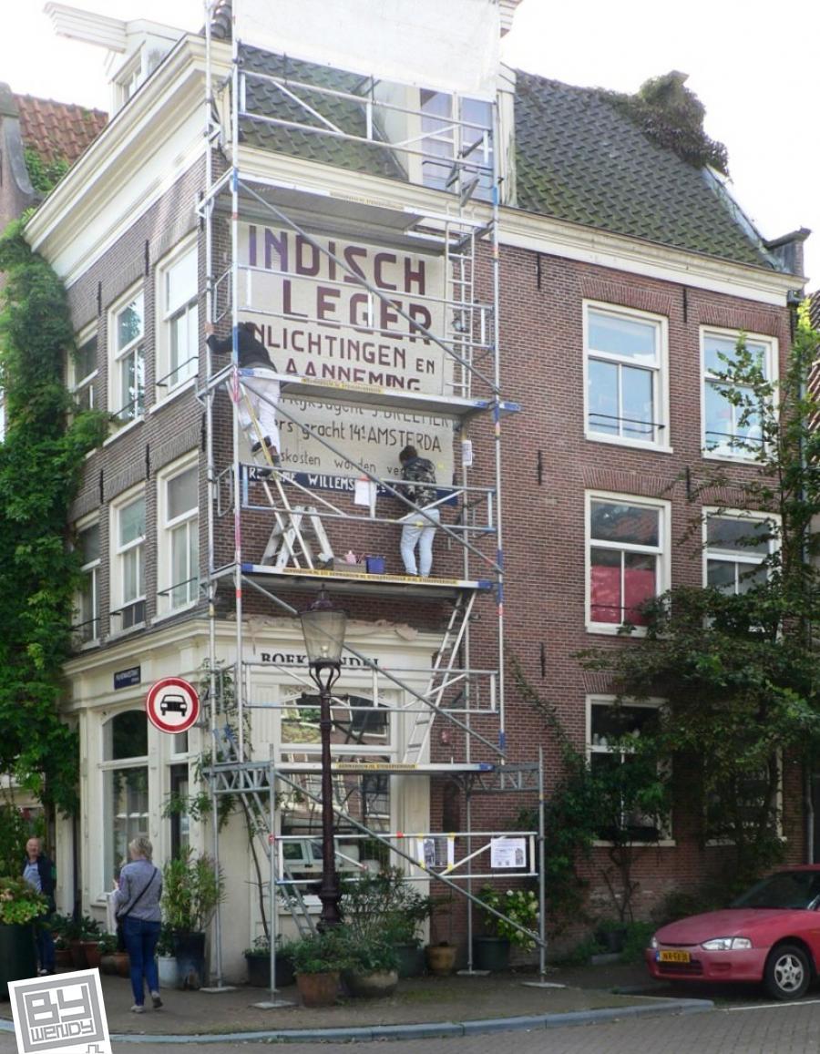 Indisch leger Amsterdam