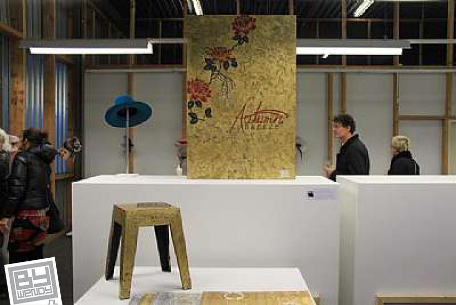 Oktober 2011 - Decoratief Paneel - Eindhoven