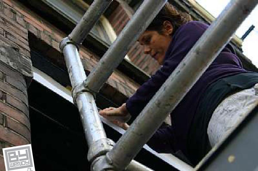 september 2005 - Gevelreclames - Amsterdam