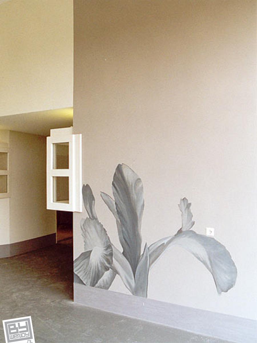 2002 - Wandschilderingen - Amsterdam