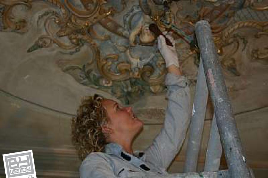 November 2005 - Plafondreiniging - 's-Hertogenbosch