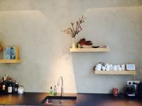 Stuc deco, Stoopen en Meeus,  badkamer, keuken, stadswoning, By Wendy