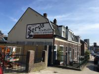 Serva, Rijwielen, Gevelreclame, ByWendy, By Wendy, Tilburg