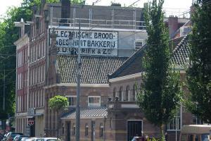 Gevelreclame Vorrink 2014 Amsterdam