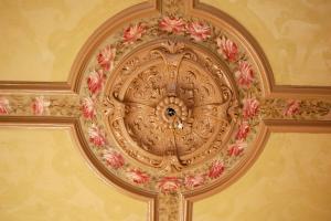 Plafond terug in oude staat Arnhem