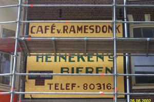 Gevelreclame - Amsterdam