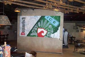 2003 – Schildering - CenterParcs