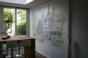 September 2006 - Pentekening - 's-Hertogenbosch